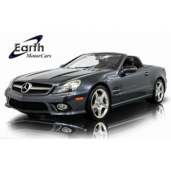 2012 Mercedes-Benz SL550 for sale 101227591