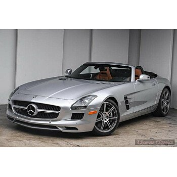 2012 Mercedes-Benz SLS AMG Roadster for sale 101143081