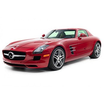 2012 Mercedes-Benz SLS AMG Coupe for sale 101197229