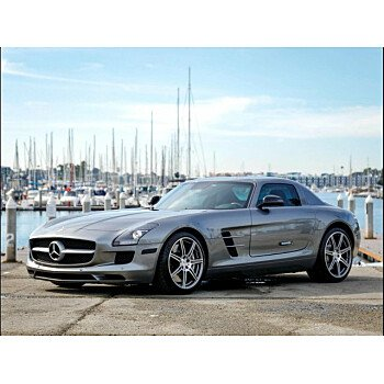 2012 Mercedes-Benz SLS AMG Coupe for sale 101300054