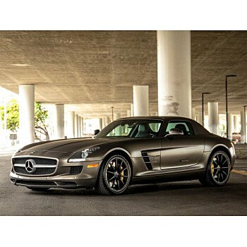 2012 Mercedes-Benz SLS AMG Coupe for sale 101331167