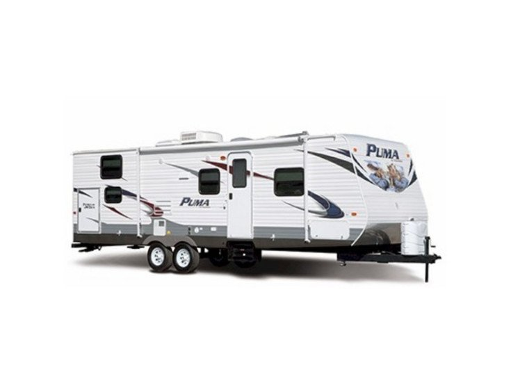 2012 Palomino Puma 25-RS specifications