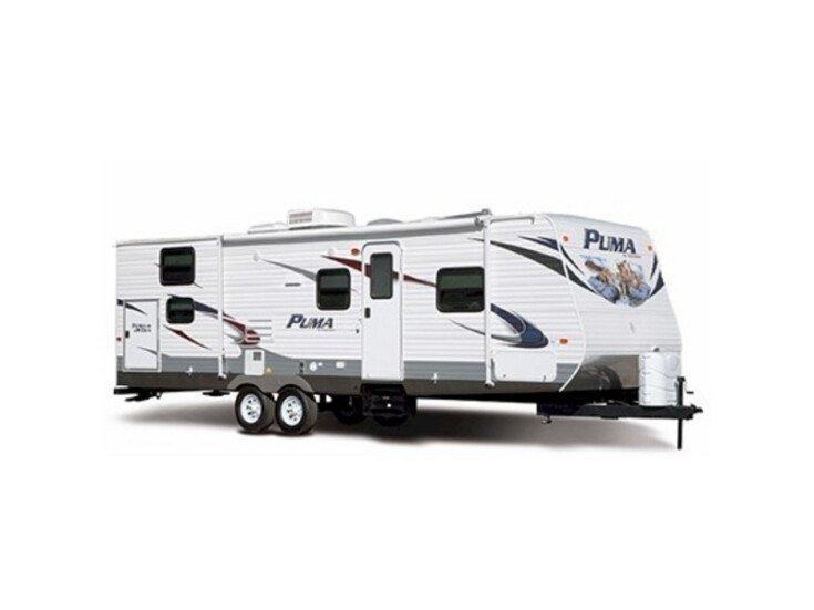 2012 Palomino Puma 26-FBSS specifications