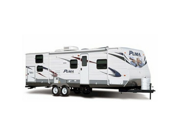 2012 Palomino Puma 27-RBSS specifications