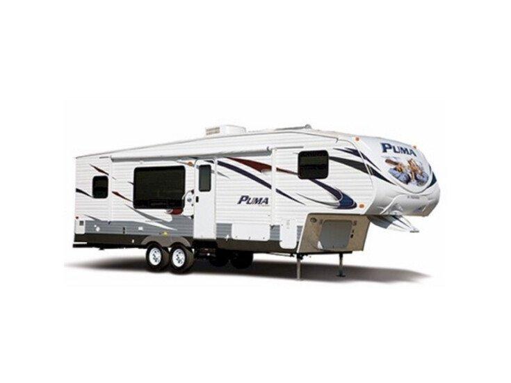 2012 Palomino Puma 276-RLSS specifications