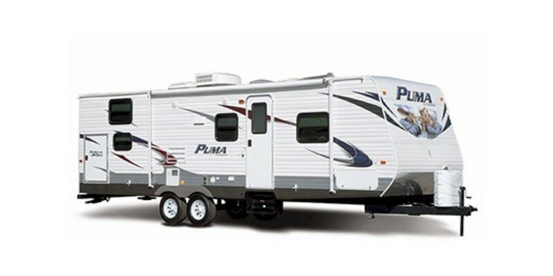 2012 Palomino Puma 30-KFB Specifications, Photos, and Model Info