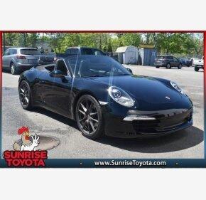2012 Porsche 911 Carrera S Cabriolet for sale 101145337