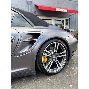 2012 Porsche 911 Turbo Cabriolet for sale 101283792