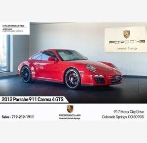 2012 Porsche 911 Coupe for sale 101301053
