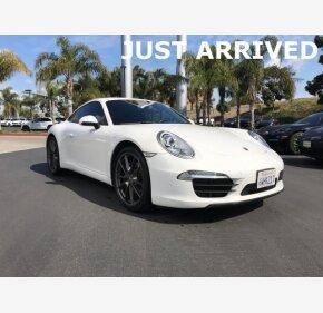 2012 Porsche 911 Carrera Coupe for sale 101303531