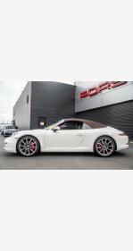 2012 Porsche 911 Carrera S Cabriolet for sale 101327527