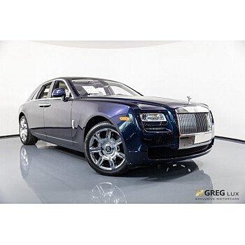 2012 Rolls-Royce Ghost for sale 101086538