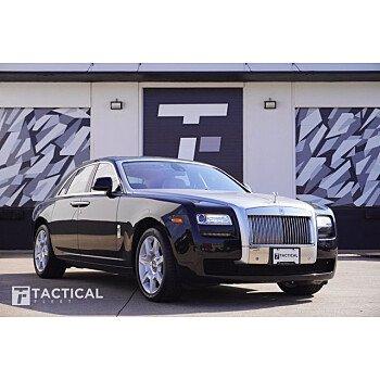 2012 Rolls-Royce Ghost for sale 101611201