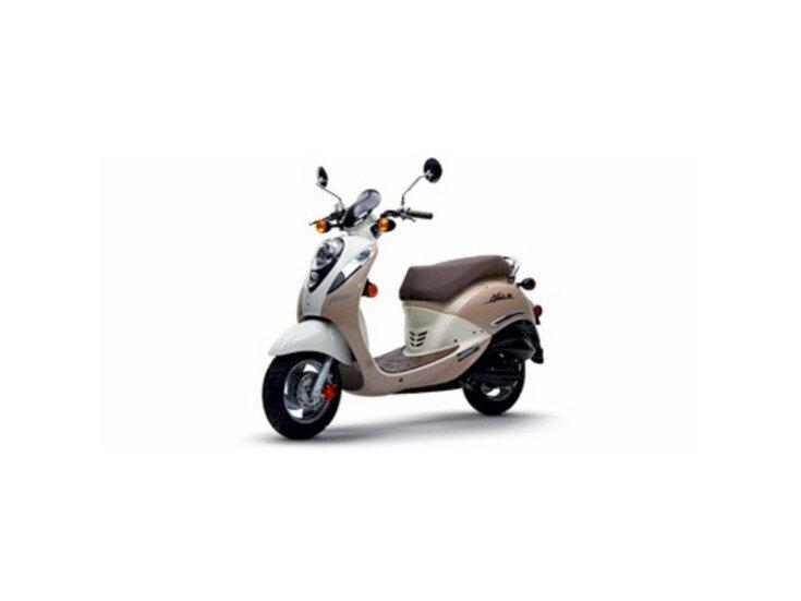 2012 SYM Mio 50 specifications