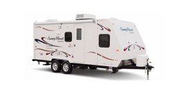 2012 SunnyBrook Harmony 28BHS specifications