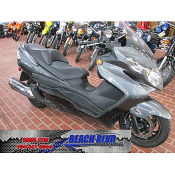 2012 Suzuki Burgman 400 for sale 200806478