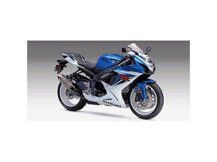 2012 Suzuki GSX-R1000 600 specifications