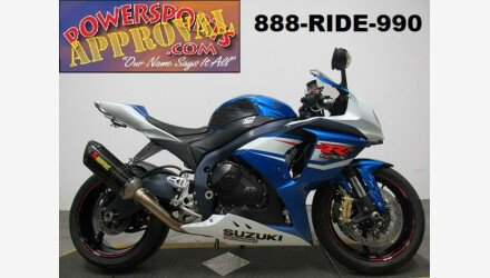 2012 Suzuki GSX-R1000 for sale 200652977