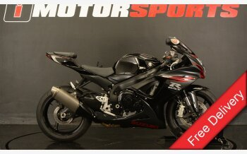 2012 Suzuki GSX-R600 for sale 200596576