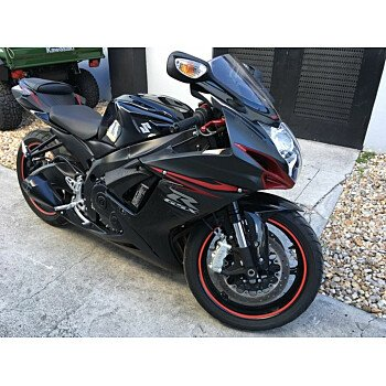 2012 Suzuki GSX-R600 for sale 200468989