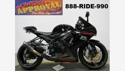 2012 Suzuki GSX-R600 for sale 200673148