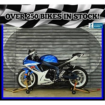 2012 Suzuki GSX-R600 for sale 200729518