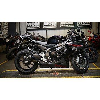 2012 Suzuki GSX-R600 for sale 200987896