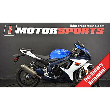 2012 Suzuki GSX-R750 for sale 200699253