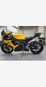 2012 Suzuki GSX-R750 for sale 200984669