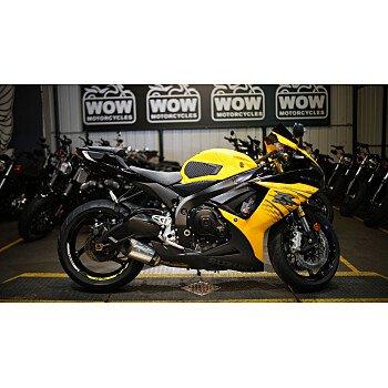 2012 Suzuki GSX-R750 for sale 200989484