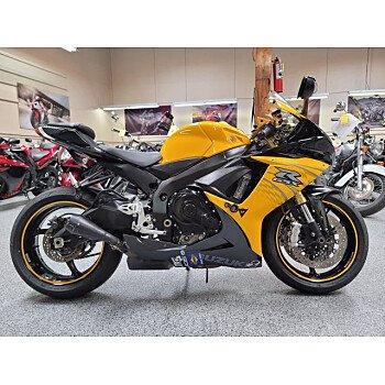 2012 Suzuki GSX-R750 for sale 201109798