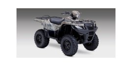 2012 Suzuki KingQuad 750 AXi 4X4 Camo specifications