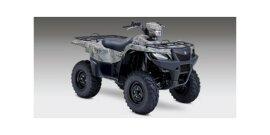 2012 Suzuki KingQuad 750 AXi 4X4 Power Steering Camo specifications