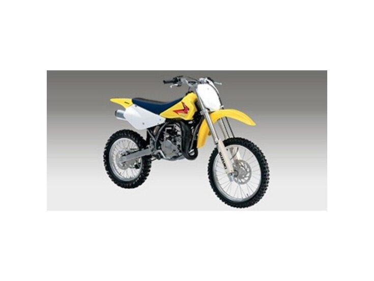 2012 Suzuki RM100 85L specifications