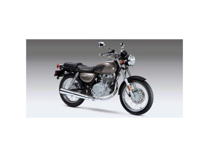 2012 Suzuki TU250 250X specifications