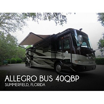 2012 Tiffin Allegro Bus for sale 300248711
