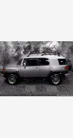 2012 Toyota FJ Cruiser 4WD for sale 101387527