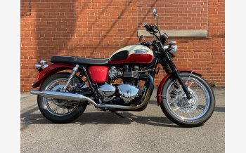 2012 Triumph Bonneville 900 for sale 200778545