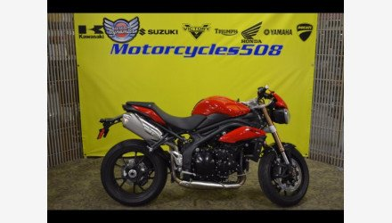 2012 Triumph Speed Triple for sale 200519564