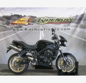 2012 Triumph Street Triple for sale 200692865