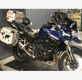 2012 Triumph Tiger Explorer XCA for sale 200704413