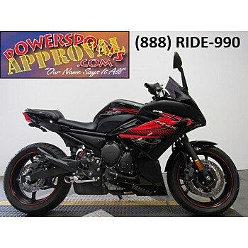 2012 Yamaha FZ6R for sale 200621886