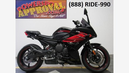 2012 Yamaha FZ6R for sale 200621886