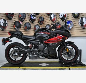 2012 Yamaha FZ6R for sale 200702797