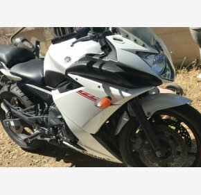 2012 Yamaha FZ6R for sale 200815029