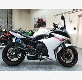 2012 Yamaha FZ6R for sale 200838268
