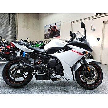 2012 Yamaha FZ6R for sale 200838268