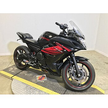 2012 Yamaha FZ6R for sale 200984793