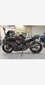 2012 Yamaha FZ6R for sale 201049691