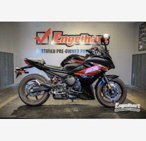 2012 Yamaha FZ6R for sale 201061301